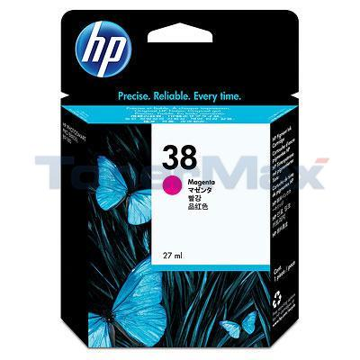 HP NO 38 VIVERA INK MAGENTA